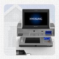 韓國曉星Hyosung金融自動化設備