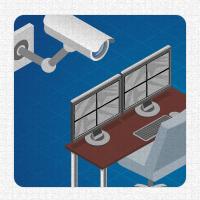 大型數位監視(CCTV)解決方案