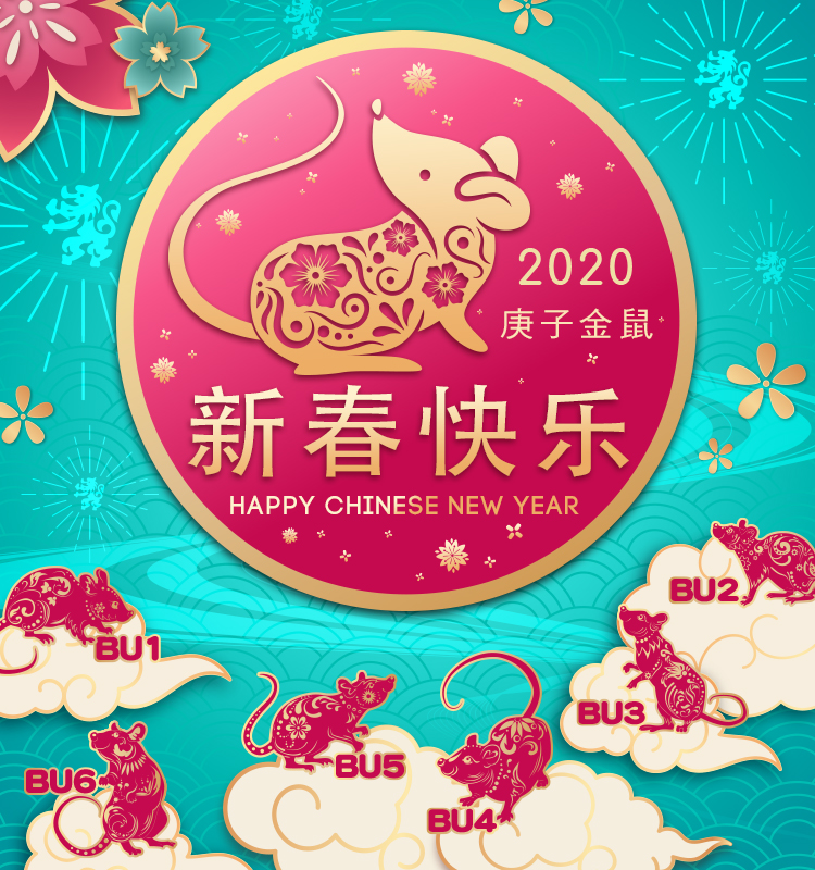 Happy Chinese New Year,and may all the fortunes find their way to you!