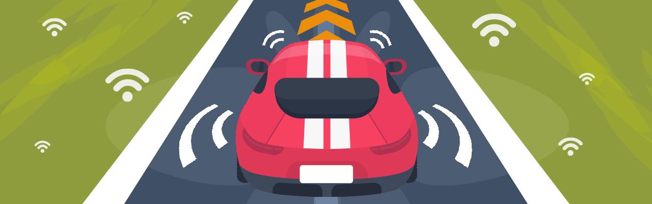 第五十九期 老編風範  5G驅動商用自駕車加速前進
