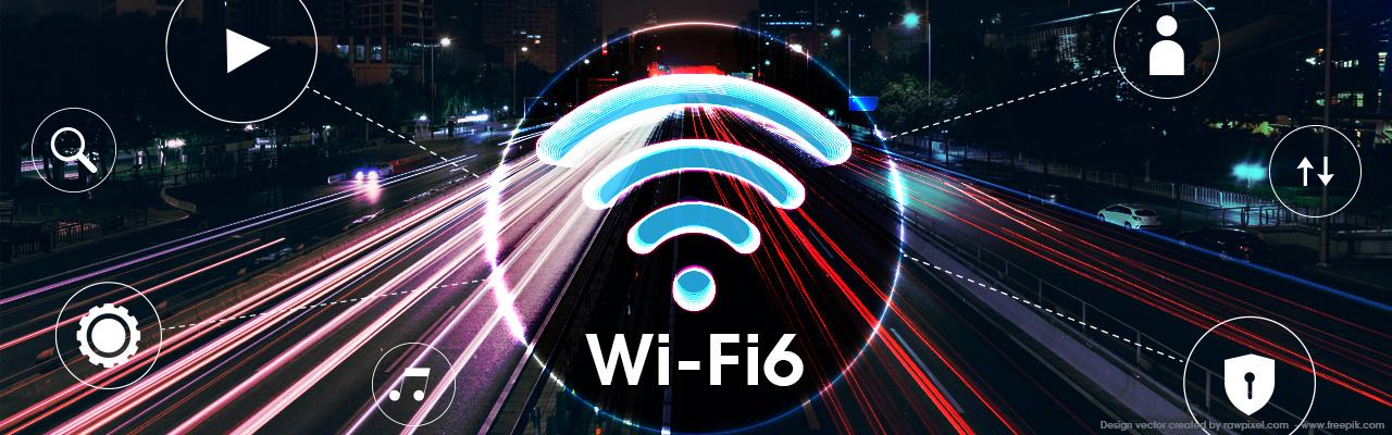 第一百一十四期 老編說說 創新Wi-Fi6技術 加速企業數位化建設