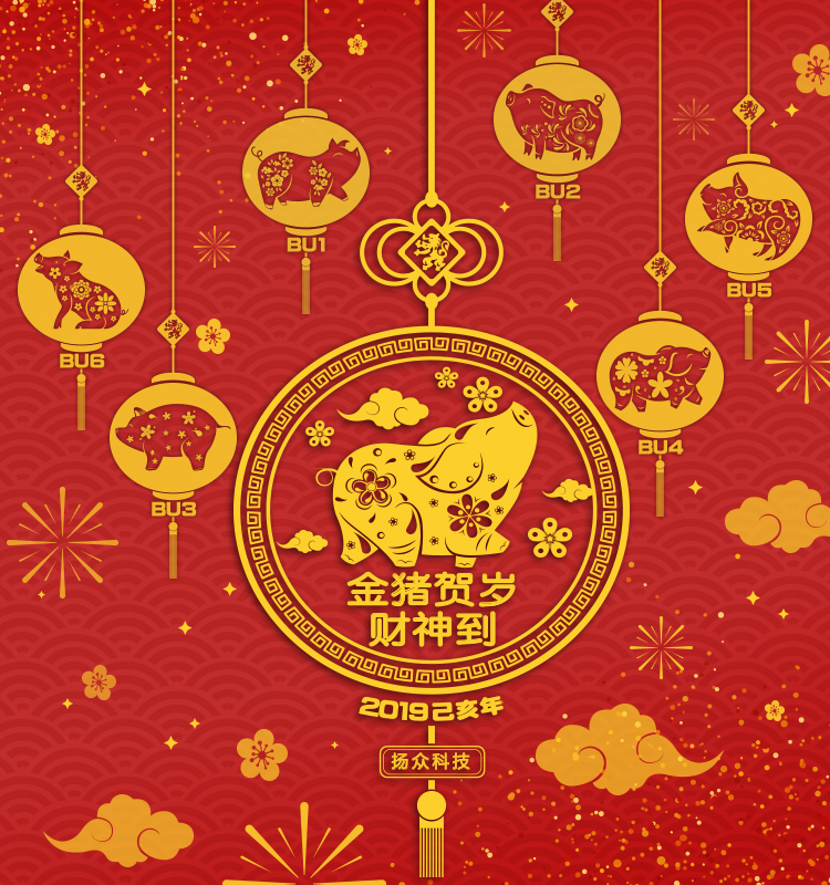 Happy Chinese Newyear!